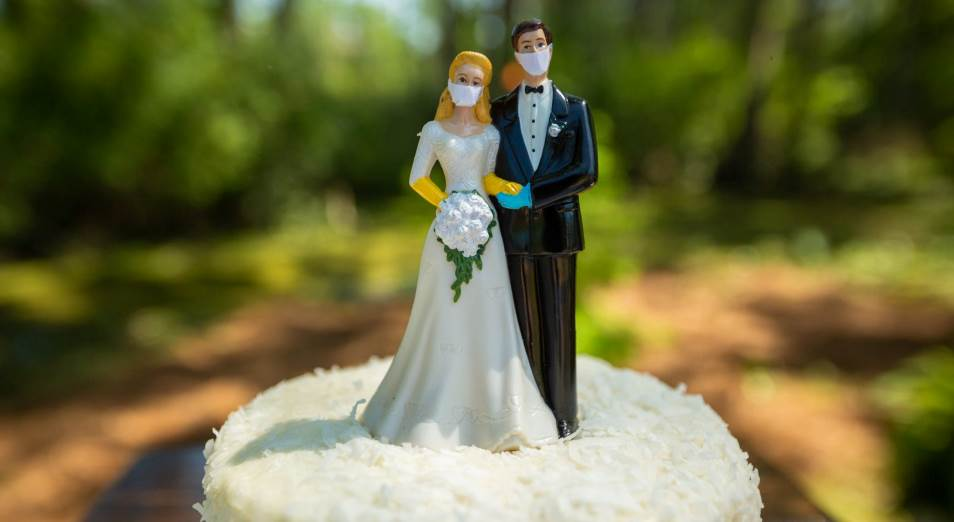 Коронавирус в Казахстане: остановите эту свадьбу