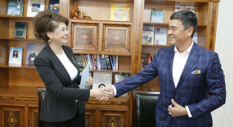 МИОР РК и Казахстанский медиаальянс определили основные направления взаимного сотрудничества