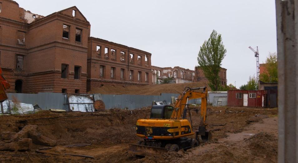 Останется ли здание с более вековой историей, «восставшее из пепла»?