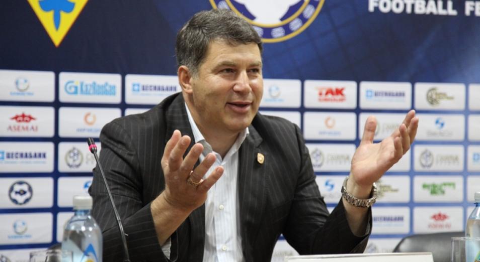Экс-тренер «Шахтера» возглавил «Андижан»