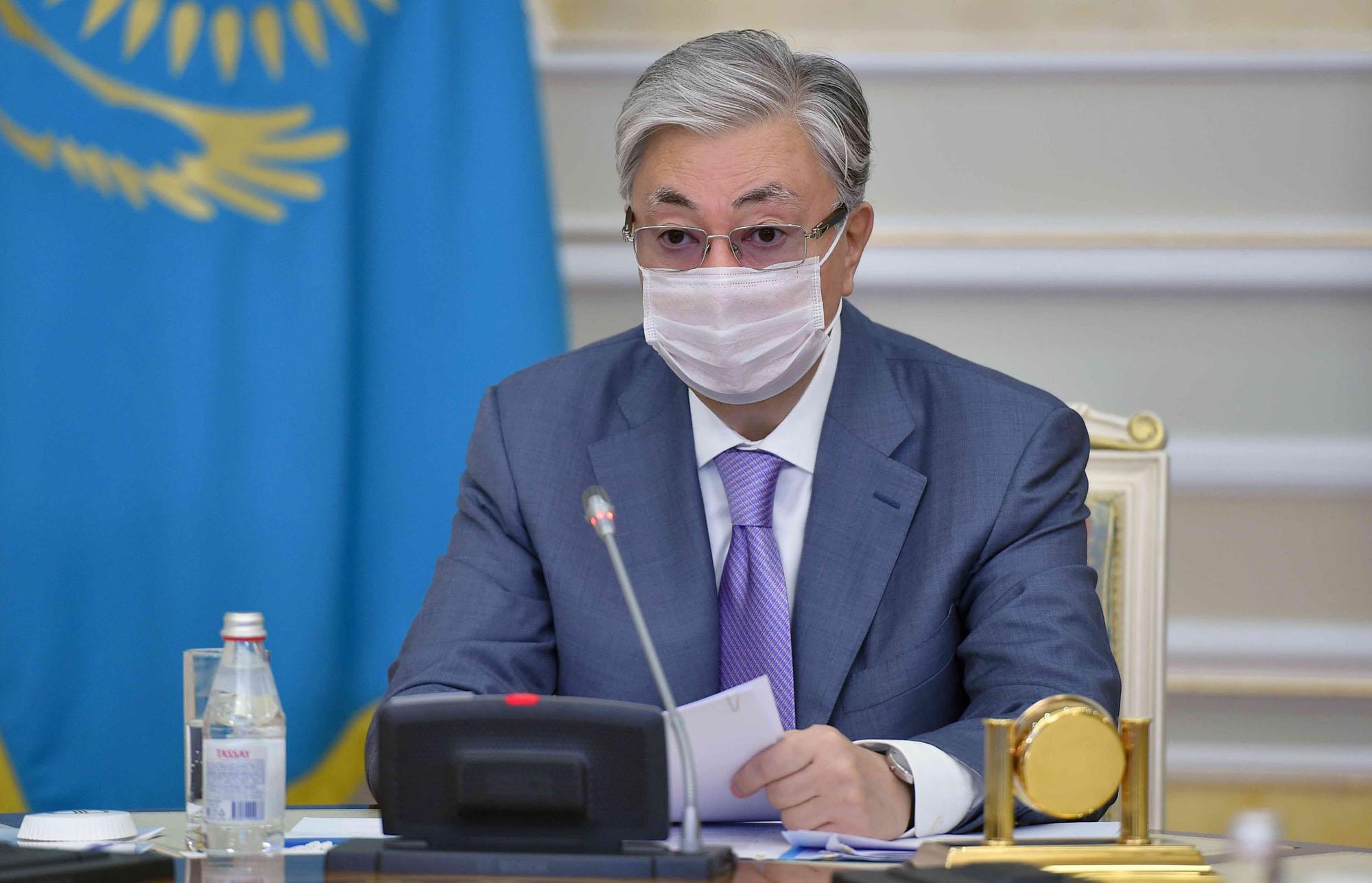 Токаев заявил о необходимости в кратчайшие сроки начать в стране проработку базовых реформ