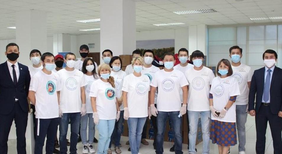 #Вирусдобра подхватили павлодарские предприниматели
