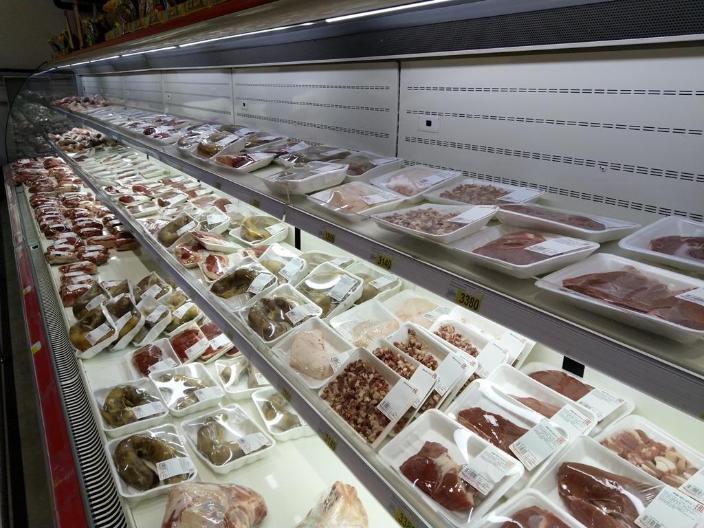 Казахстан полностью обеспечен мясом, мукой и картофелем