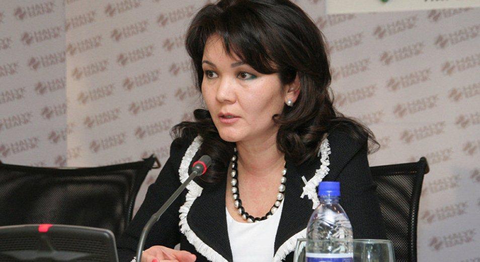 Умут Шаяхметова: «Закредитованность населения еще выше»