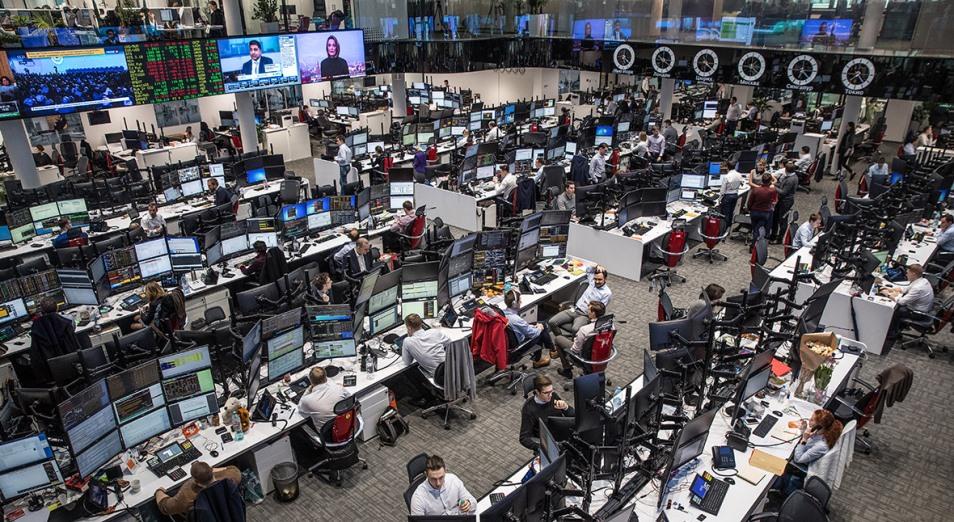 Рынки ведут себя разнонаправленно