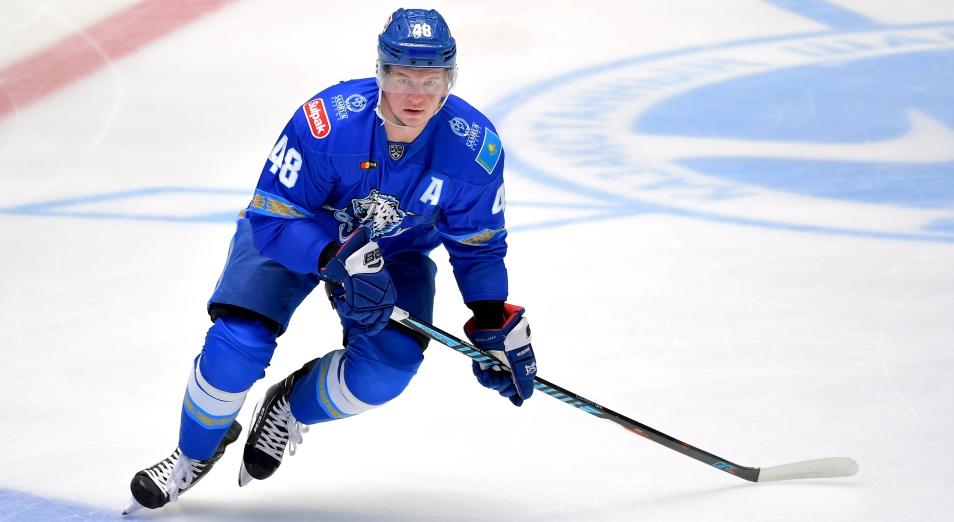 Старченко стал игроком недели в КХЛ