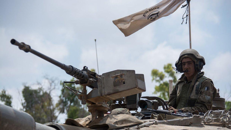 Израильские военные обнаружили четвёртый тоннель боевиков под границей с Ливаном