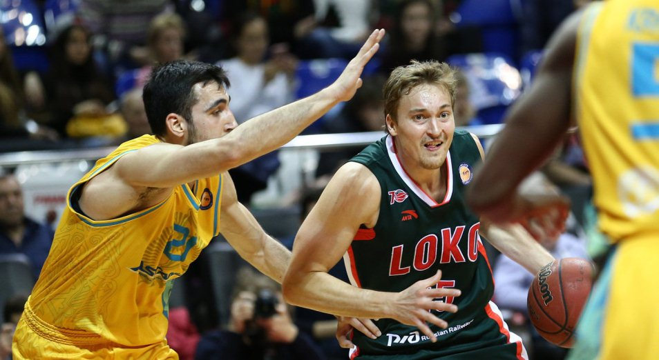 Единая лига ВТБ: «Астана» почти догнала «Локомотив»
