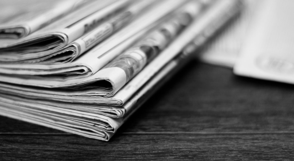 О чем писали журналисты изданий на казахском языке