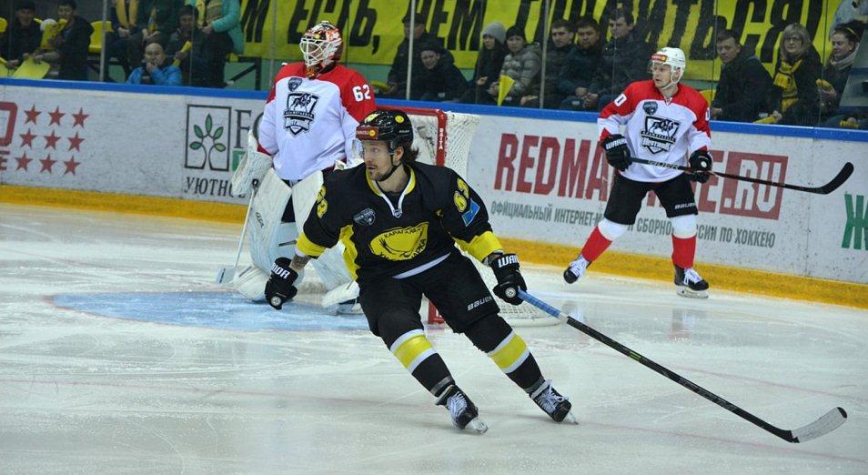 Плей-офф ВХЛ: «Сарыарка» и «Нефтяник» сыграют седьмой матч