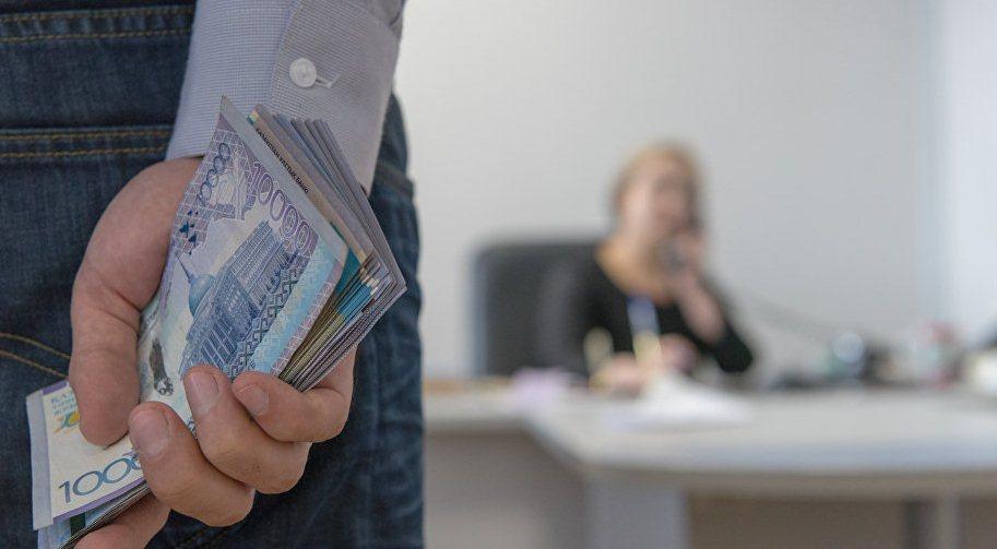 Госслужащая в Мангистау за отказ от взятки получила поощрение в 20-кратном размере