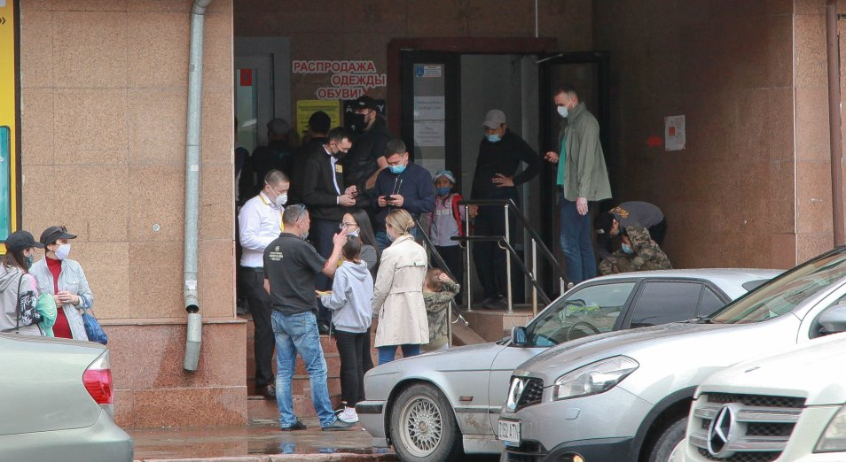 О ситуации с Covid-19 на 24 мая в Казахстане