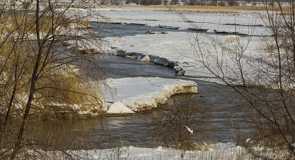 В Алматинской области объявлено штормовое предупреждение