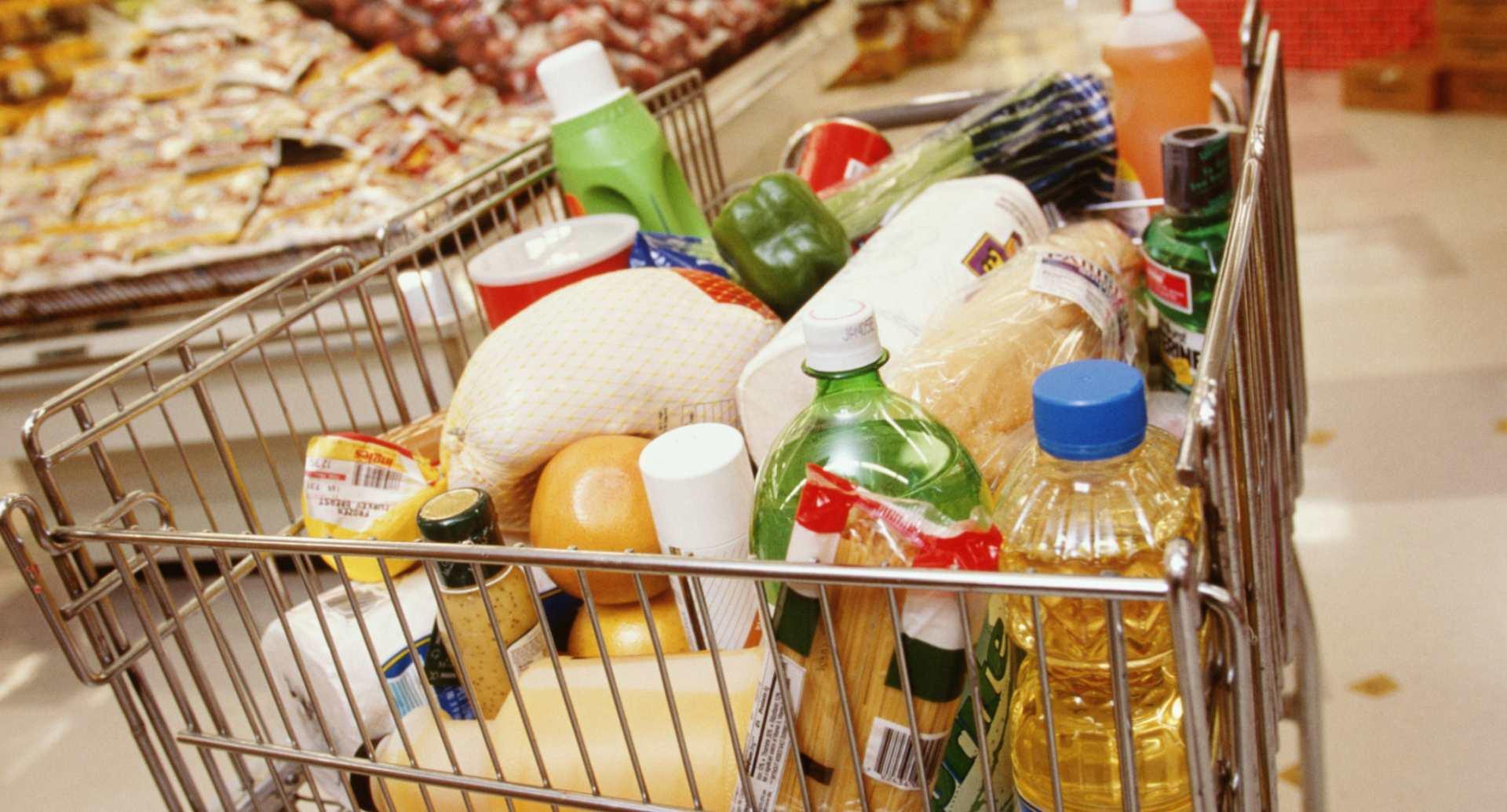 Цены на продовольственные товары выросли на 9,7% за год