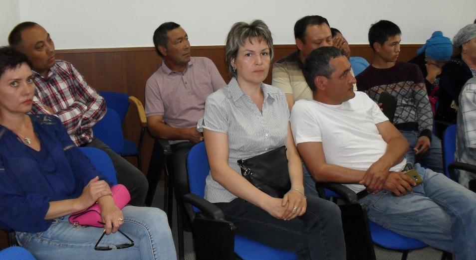 Заемщики СПК «Ертiс» просят власти взять долги на себя