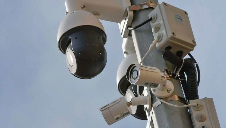 На улицах Шымкента установят более 11 тысяч видеокамер