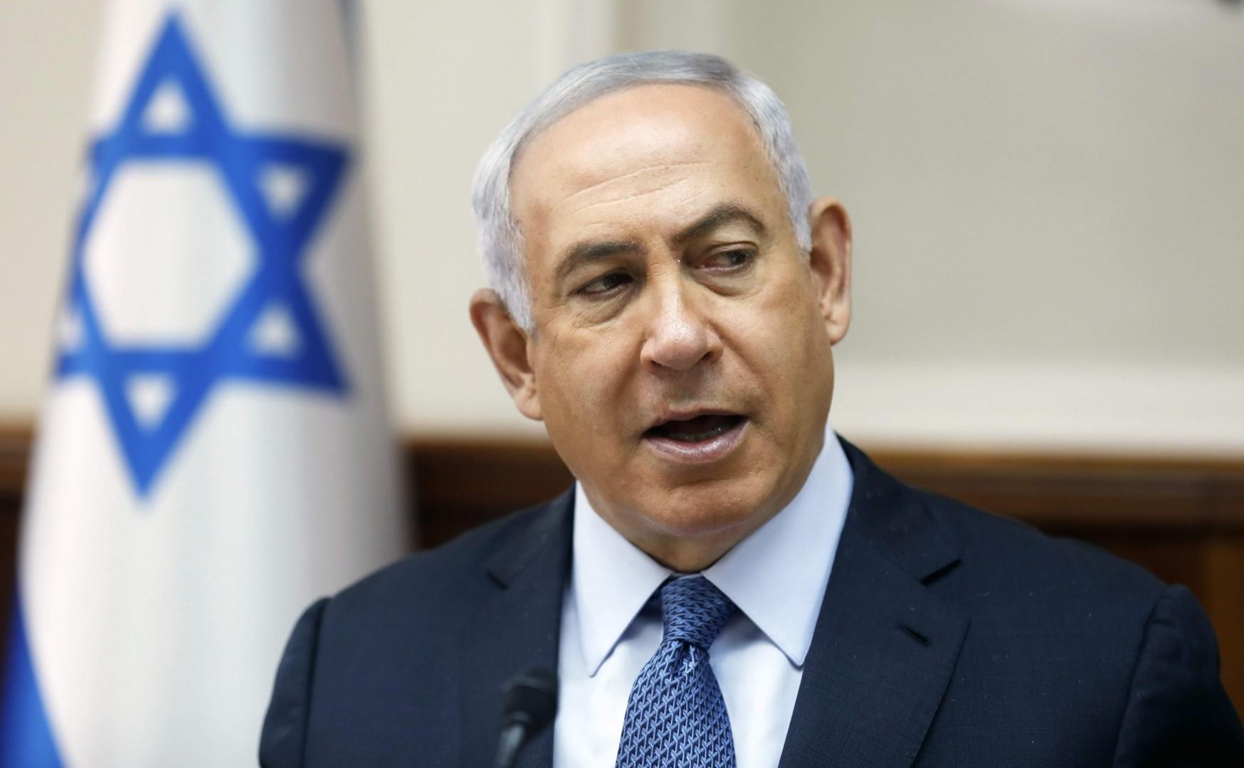 Премьер-министр Израиля отдал приказ о массированных ударах по палестинским боевикам