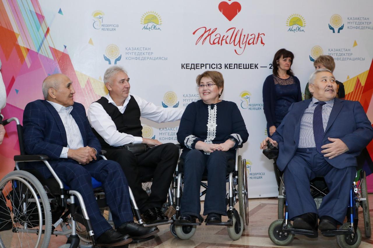 В Нур-Султане наградили лауреатов ежегодной общественной премии «Жан Шуақ»