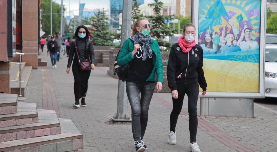 Ситуация с COVID-2019 в Казахстане на 27 мая