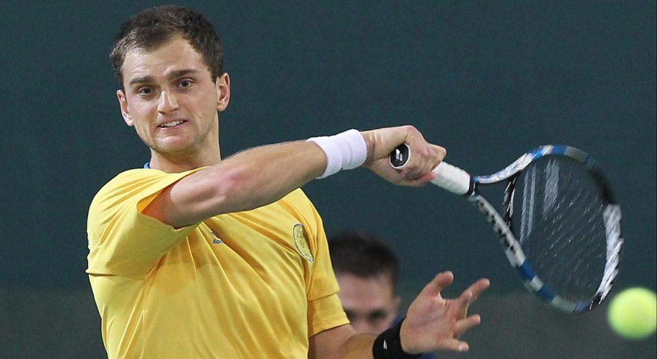 Australian Open: в отборе у Казахстана остался только Недовесов