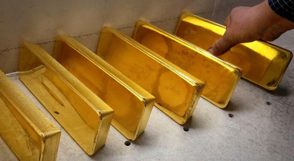 Сколько золота осталось в Казахстане