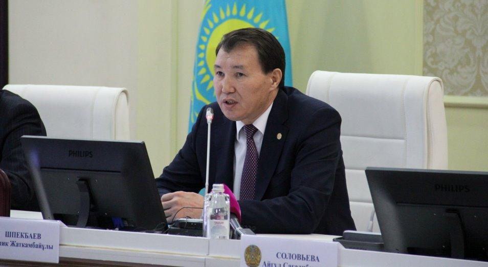 Госорганы в регионах изощряются в организации нетривиального досуга для гостей из столицы – Шпекбаев