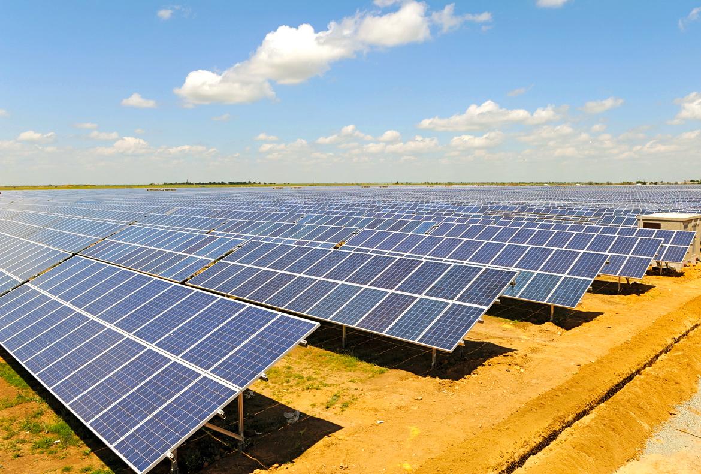 Солнечную электростанцию планируют запустить в Туркестанской области