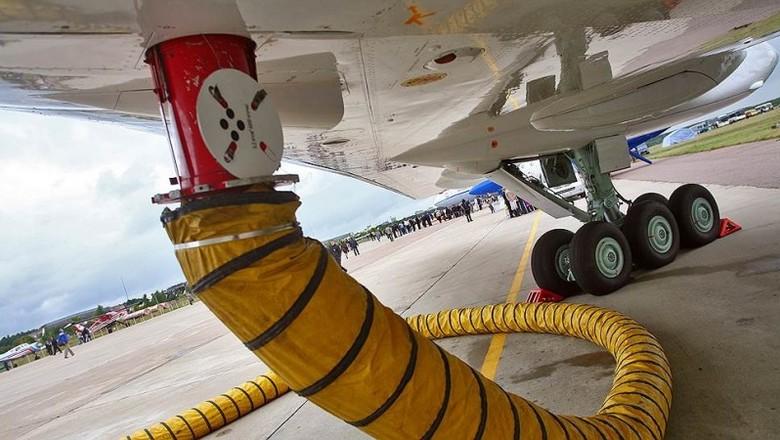 Поставщикам авиакеросина может грозить уголовная ответственность