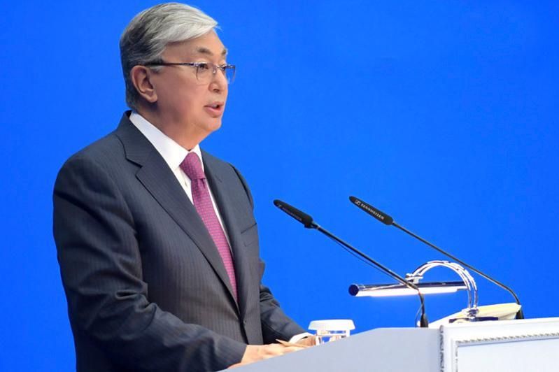 Президент БҰҰ Бас Ассамблеясында Қазақстанның саяси жүйесі туралы айтты