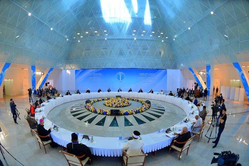 Глава Альянса цивилизаций примет участие в 6-м Съезде лидеров мировых и традиционных религий в Астане
