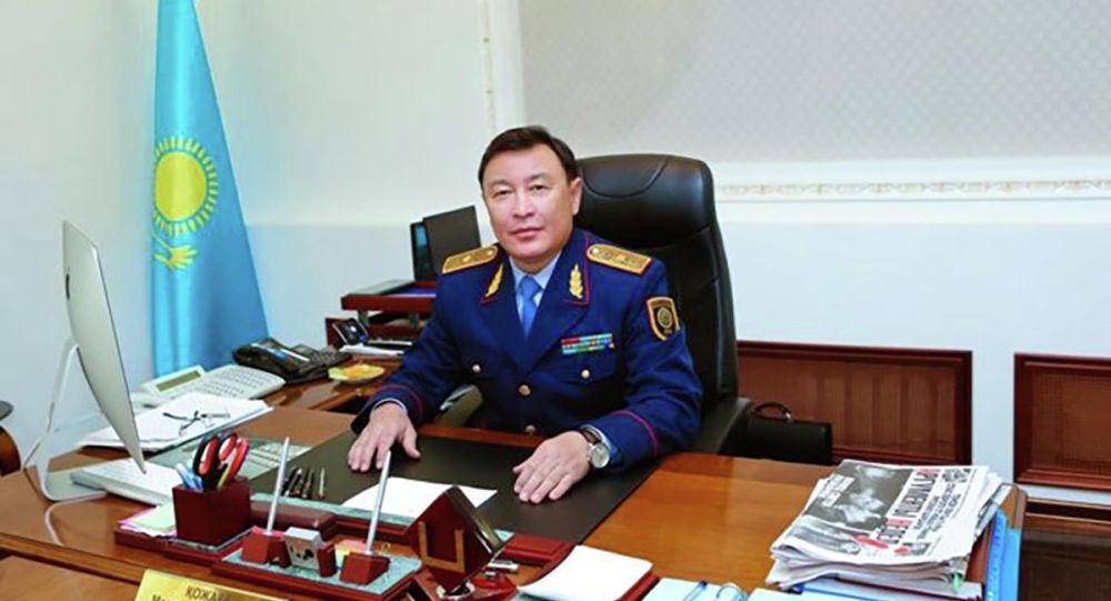 В Казахстане новый замминистра внутренних дел