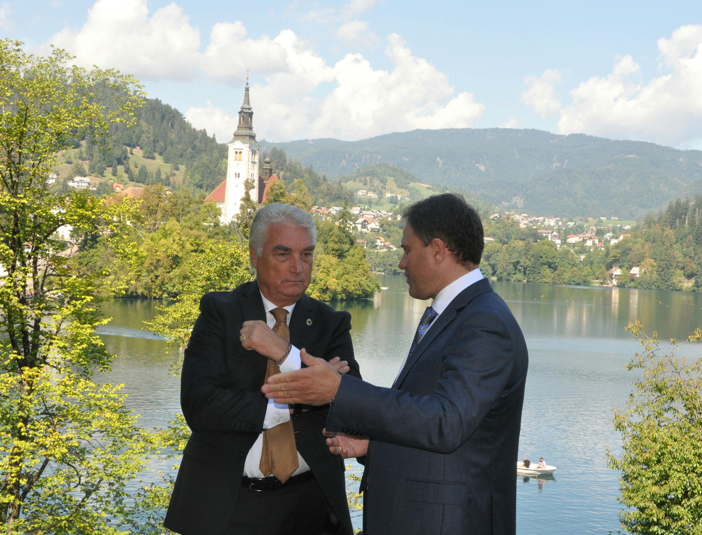 Экономическая дипломатия – приоритет  казахстанско-словенского взаимодействия