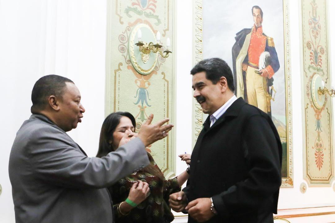Мадуро провел телефонный разговор с генсеком ОПЕК