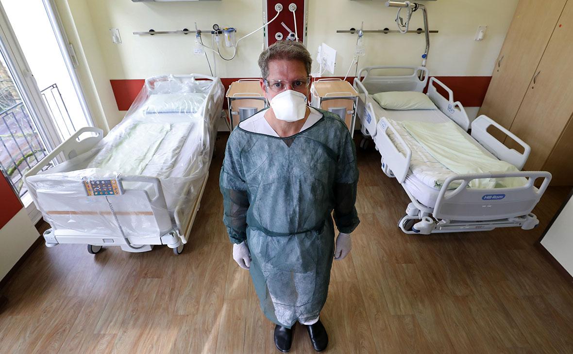 В Германии число случаев заражения коронавирусом выросло за сутки на 1,9 тыс.