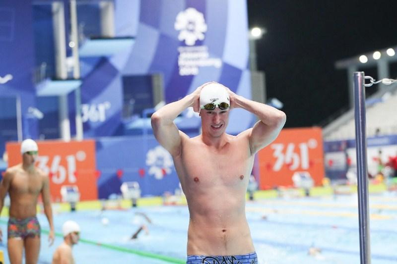 Дмитрий Баландин: «На Азиаде-2018 сбудется моя мечта – Казахстан выступит в плавательной эстафете»
