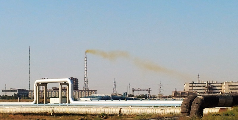 Китайская Inner Mongolia Berun Holding Group вложит более 1 трлн тенге в строительство газохимического комплекса в Актау
