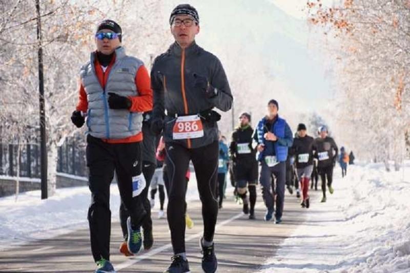 «Алматы марафон» открыл беговой сезон года