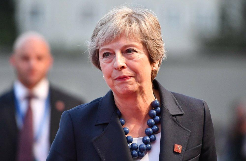 Тереза Мэй заявила о неких «новых идеях» в переговорах с ЕС по Brexit