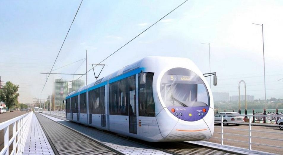 Проекту «Алматы LRT» был присвоен статус особой значимости