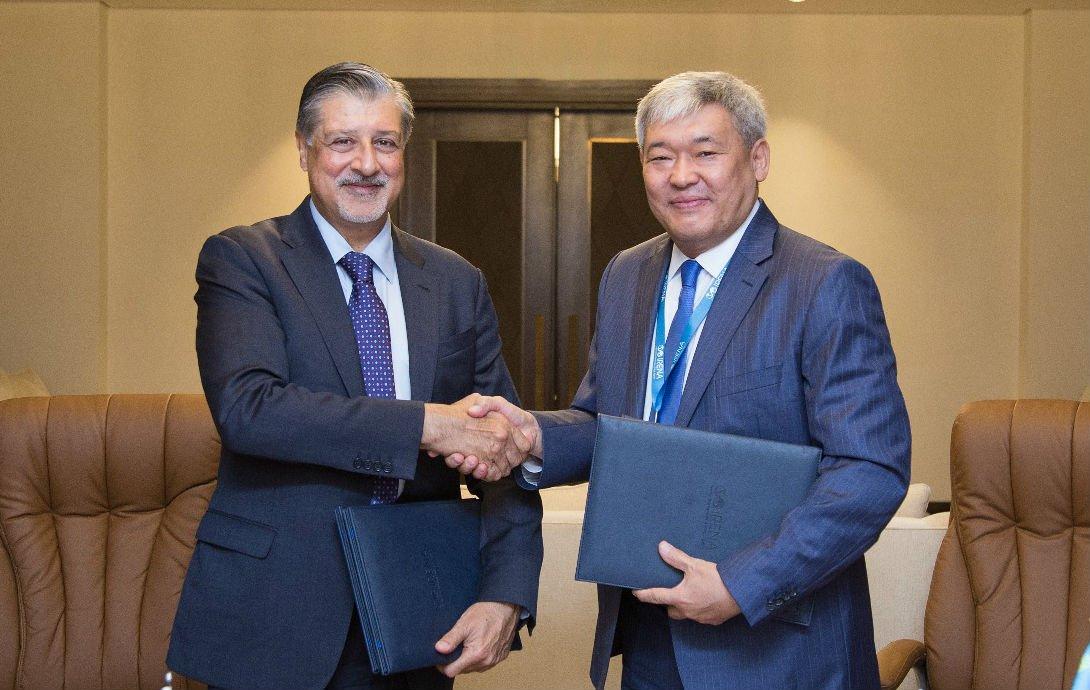 ОАЭ окажет помощь в реализации проектов ВИЭ в Казахстане