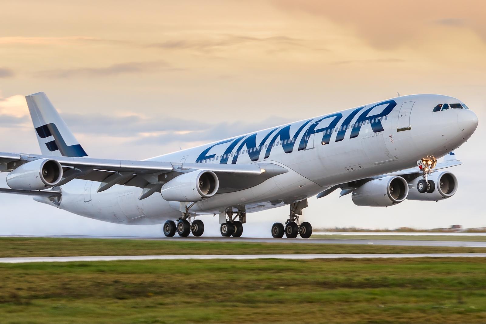 Finnair может выполнять семь рейсов в неделю в Алматы и Астану