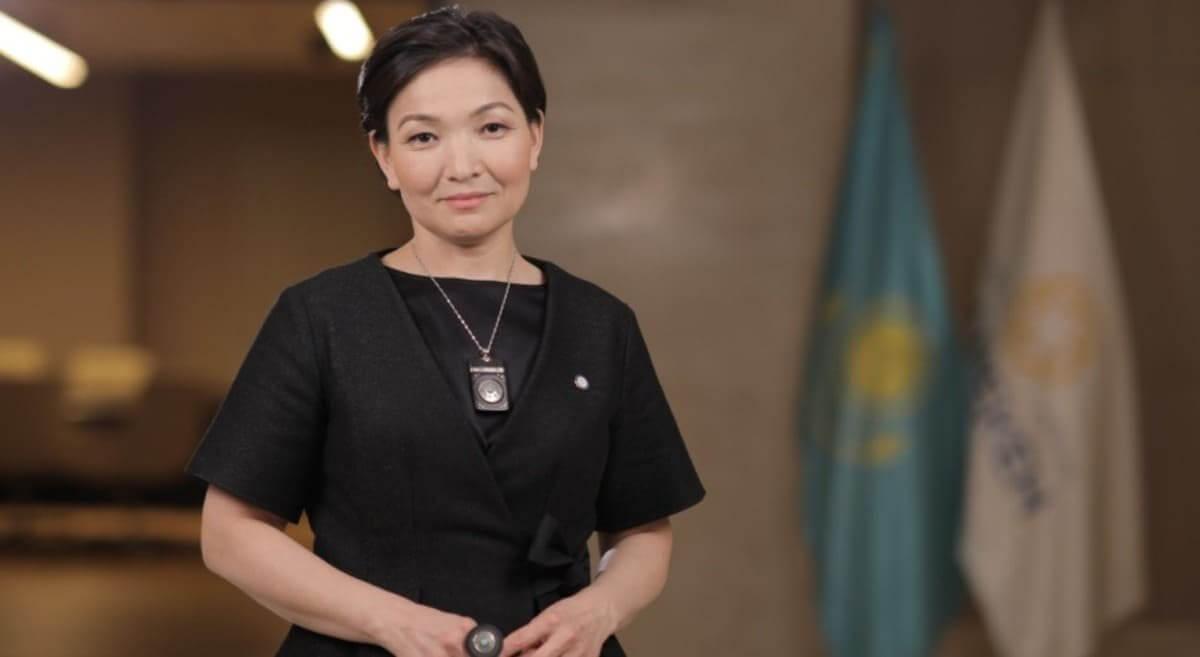 Лаззат Рамазанова поздравила журналистов с профессиональным праздником