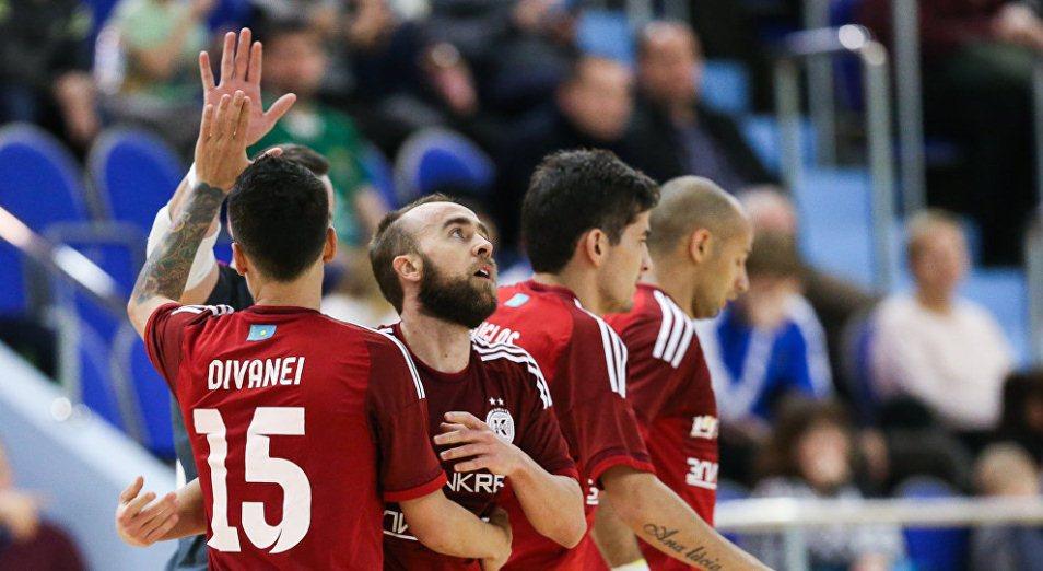 Лига чемпионов по футзалу: «Кайрату» достался фартовый соперник