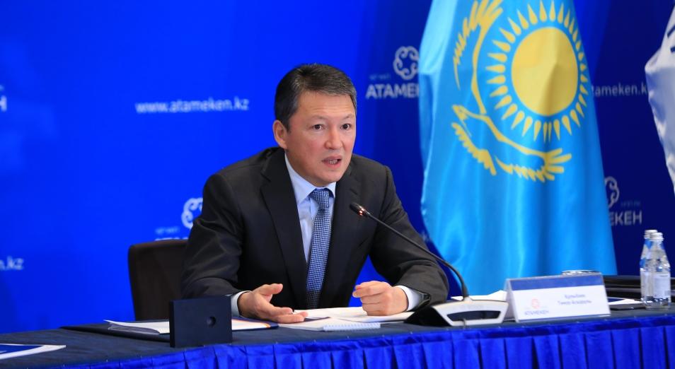 Правовая грамотность избавит бизнес от судебных тяжб – Тимур Кулибаев