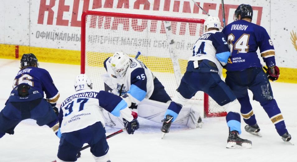Регулярка МХЛ: «Алтай» вошел в зону плей-офф на «Востоке»