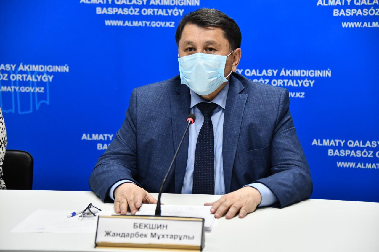Осенью может начаться вторая волна коронавируса – главный санврач Алматы