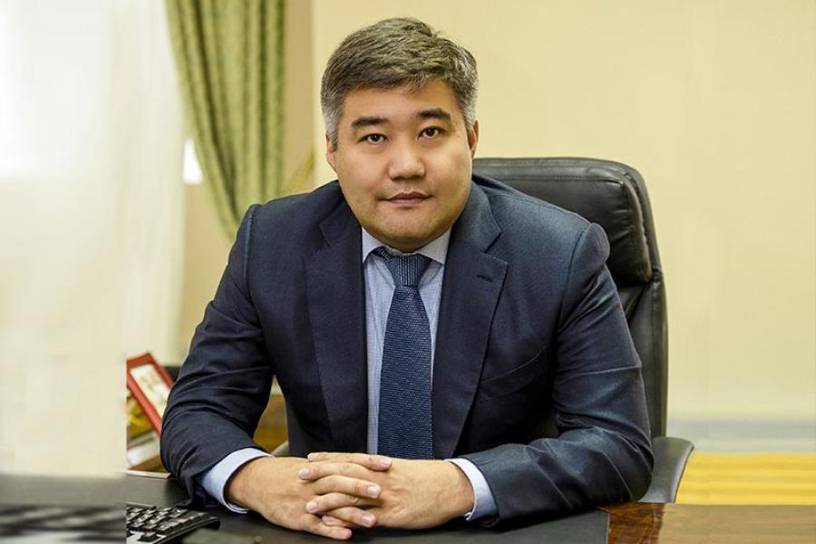 Сменился посол Казахстана на Украине
