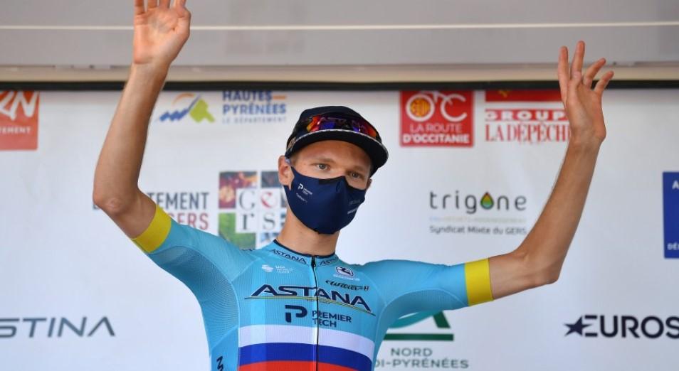 Власов принес «Астане» третью медаль после рестарта велосезона