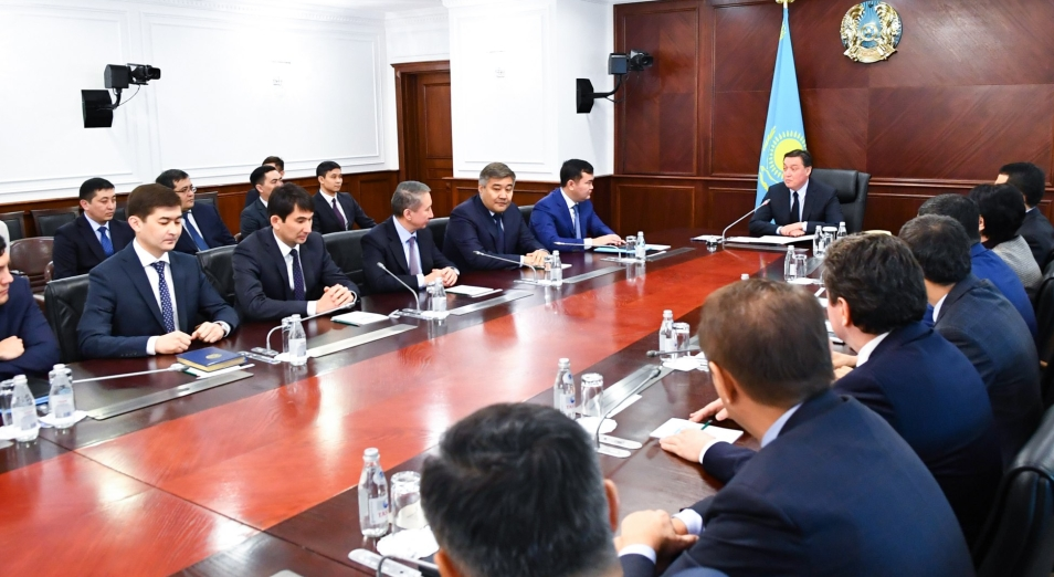 Чем будут заниматься заместители премьер-министра Казахстана