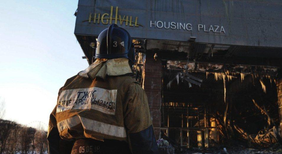 ДЧС не проверял сгоревшее здание Highvill семь лет